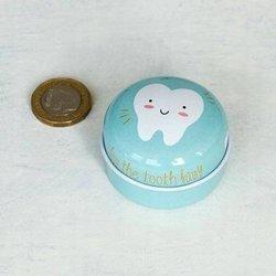 Pudełeczko pudełko na pierwszy ząbek Rex London