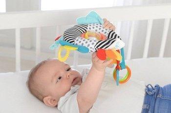 Zabawka sensoryczna Ptaszek 0m+ Dolce