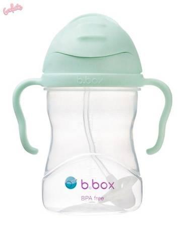B.BOX Innowacyjny bidon ze słomką Pistachio BBOX