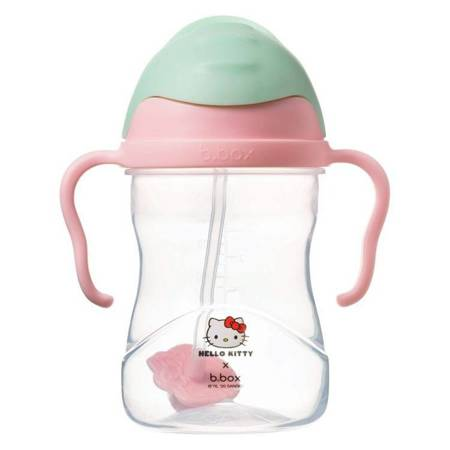 Bidon ze słomką 240 ml Hello Kitty Candy Floss B.Box