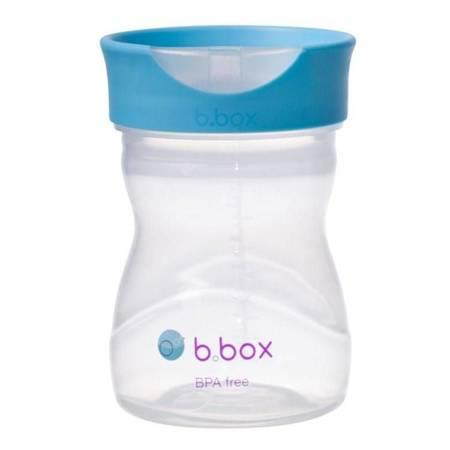 Kubek treningowy 240 ml borówkowy B.Box