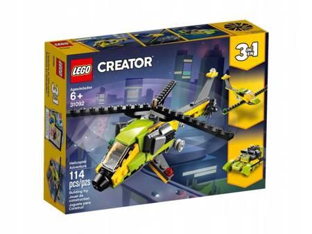LEGO 31092 Creator 3 w 1 Przygoda z helikopterem