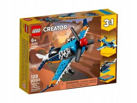 LEGO 31099 Creator 3 w 1 Samolot śmigłowy