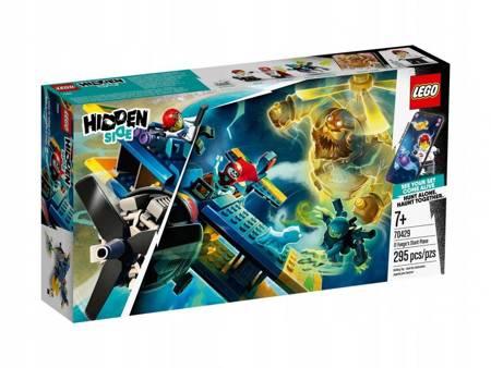 LEGO 70429 Hidden Side Samolot kaskaderski El Fueg
