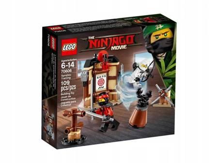 LEGO 70606 Ninjago Movie Szkolenie Spinjitzu