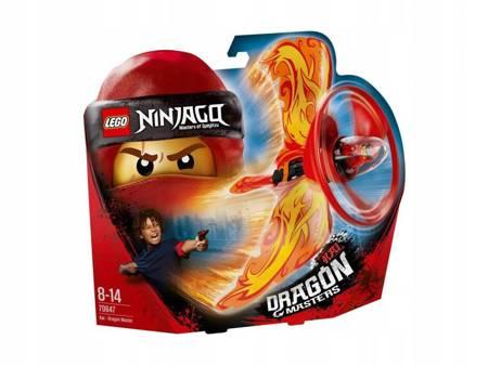 LEGO 70647 Ninjago Kai - smoczy mistrz