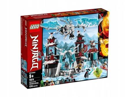 LEGO 70678 Ninjago Zamek Zapomnianego Cesarza