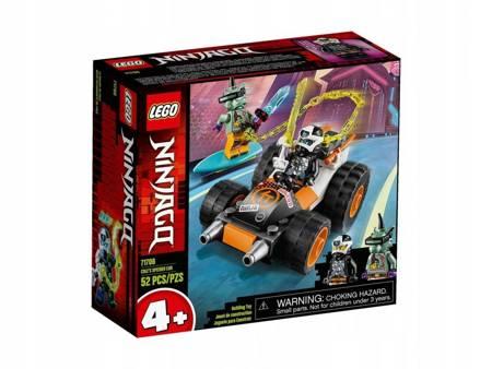 LEGO 71706 Ninjago Samochód Cole'a