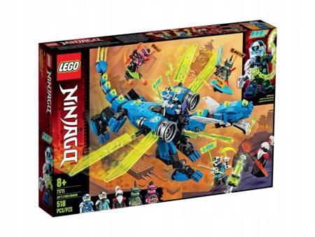 LEGO 71711 Ninjago Cybersmok Jaya