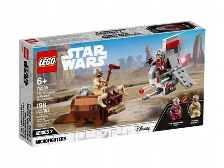 LEGO 75265 Star Wars T-16 Skyhopper kontra Bantha