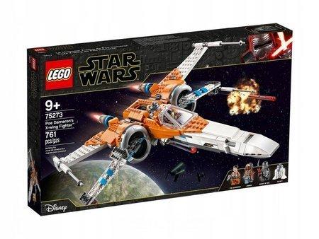 LEGO 75273 Star Wars Myśliwiec X-Wing Poe Damerona