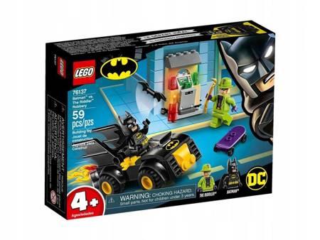 LEGO 76137 DC Comics Super Heroes Batman i rabunek