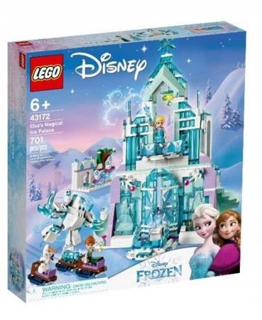 LEGO Frozen Magiczny Lodowy Pałac Elsy Elsa 43172