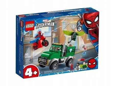 LEGO Heroes Spider-man 76147 Napad Sępa na furgon