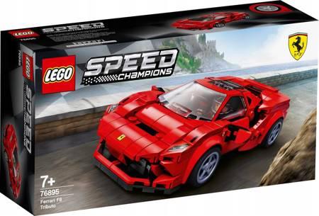 Lego Ferrari F8 Tributo 76895