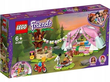 Lego Friends Luksusowy kemping Olivia Emma 41392