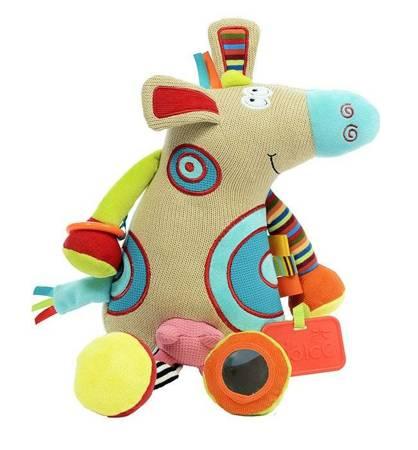 Zabawka sensoryczna Krówka 0m+ Dolce
