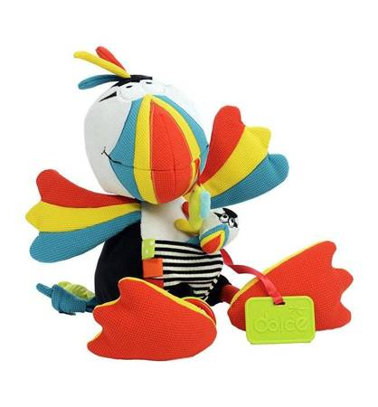 Zabawka sensoryczna Maskonur 0m+ Dolce